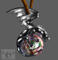 Nestor's Necklace by delbinfang