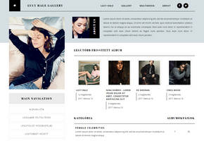 CU Coppermine Theme #02 {PREMIUM} by BrielleFantasy