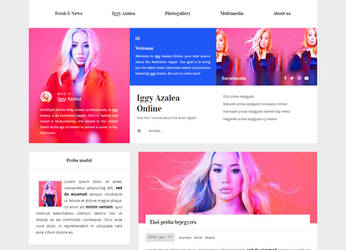 CU WordPress Theme #04 ~Responsive {Free} by BrielleFantasy