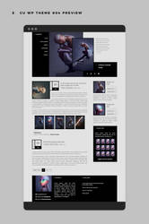 CU WordPress Theme #05 ~responsive {Premium} by BrielleFantasy