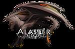Alaster [Title Card] by Reyniki