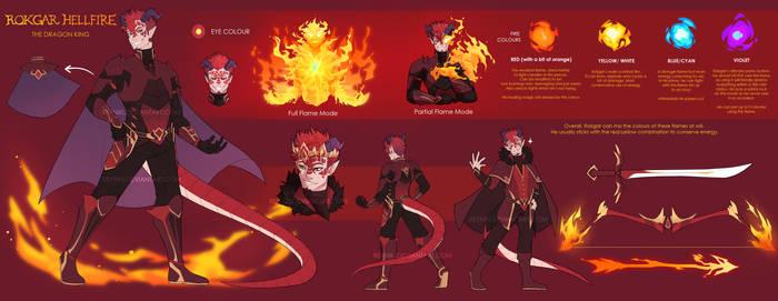 [REF] Rokgar Hellfire by Reyniki