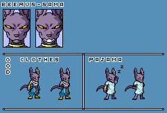 Beerus-Sama LSWR Preview by DeimondTheRandomyte