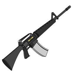 M16 by car-maniac270
