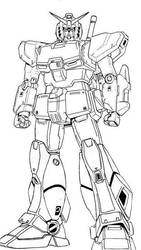 OAGX-0003 OverLancer by ActionMechNow