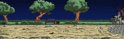 Background for game lvl 1 by dadicus