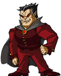 The Count by dadicus