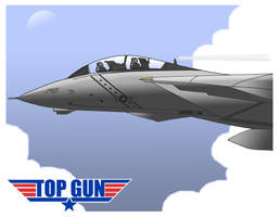 Top Gun by dadicus