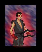 THE UNUSED EVIL RYU SETH?? by dadicus