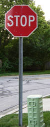 10 - stopsign by WolfC-Stock