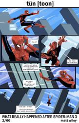 Spider-man 3: Epilogue by mattwileyart