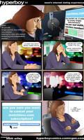 Mom's internet dating again... by mattwileyart