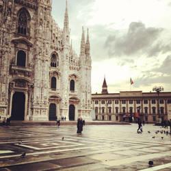 Duomo di Milano by Metalelf0