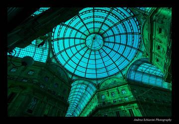 Galleria Vittorio Emanuele II by Metalelf0