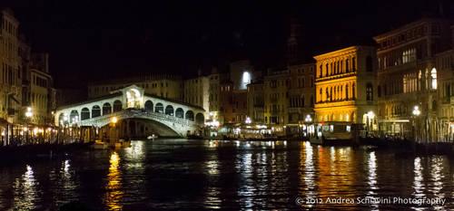 Ponte di Rialto Venezia by Metalelf0