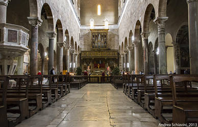 Basilica di San Frediano, Lucca by Metalelf0