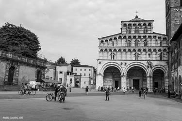 Duomo di Lucca by Metalelf0