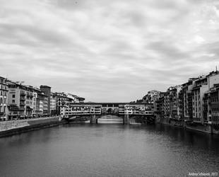 Ponte Vecchio, Firenze by Metalelf0