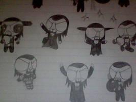 Powerpuff Undertaker II by Jyoumifan1