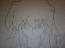 Ryou Face by Jyoumifan1