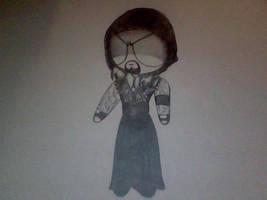 Powerpuff Undertaker WM XXVI by Jyoumifan1