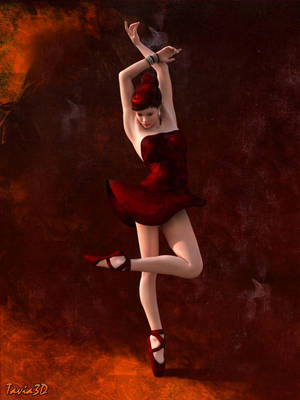 La Danseuse by OrphanedSoul