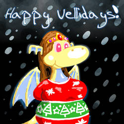 Vellidays by Vellidragon