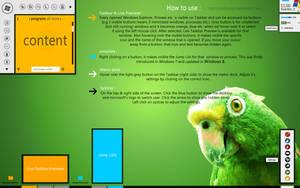Windows 8 Metro Concept V.2 by andreascy