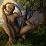 Sunset Svedka - RePose by Djake