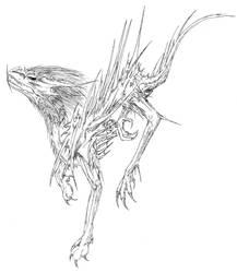 Rapture Beast by Dazvinik