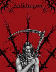 Antidragon Cover Finished by Dazvinik