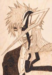 Ichigo Kurosaki Vasto Lorde by ukas360