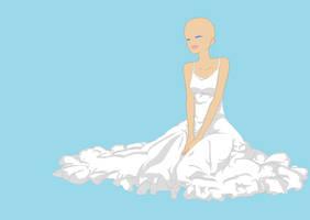 Lady In White by Sakura-chan966
