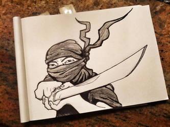 Sketchbook Ninja by SulliedReputation
