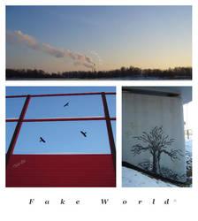 Fake world by ahwayakchih