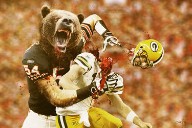 - Decapitated Rodgers - by loveinjected