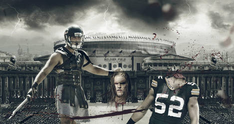 - Cutler the Gladiator - by loveinjected
