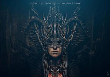 Forest Witch by Flobelebelebobele