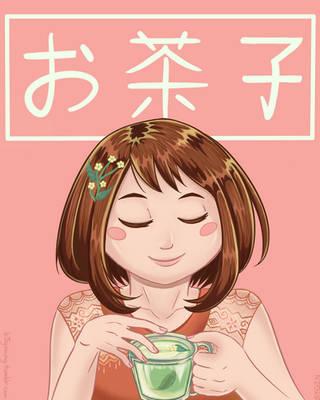 Ochako Tea Child by B3GIN