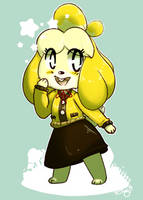 Elect Isabelle! by Paitey