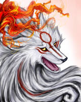 Amaterasu by Fox-Whisky