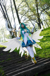Star Guardian Soraka by Daraya-crafts
