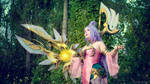 Order of the Lotus Irelia by Daraya-crafts