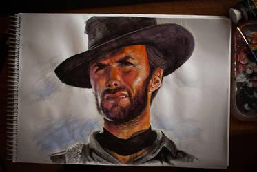 Clint Eastwood by asiantuntija