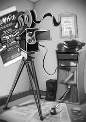 Media corner by asiantuntija
