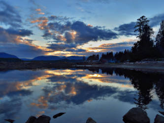 sunset by Glacierman54