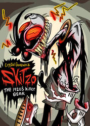 Skitzo -Happy Thoughts by Comickpro