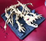 Skullgon the Undeadragon by DrewCarriker6231993