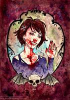 Vamp Queen by Aya-Lunar