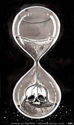 Clock by Aya-Lunar